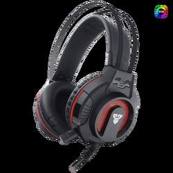 Slušalice sa mikrofonom, gaming, RGB, USB, 3.5 mm