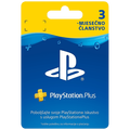 Sony - PS Plus Card 90 Days Hanger