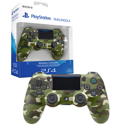Bežični kontroler Playstation 4 - V2, Green Camo