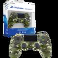 Sony - PS4 Dualshock Controller Green Camo