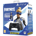 Sony - Dualshock Contr.Black v2+Fortnite