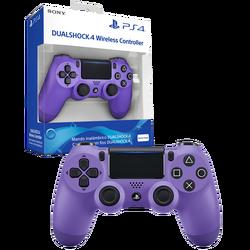 Bežični kontroler Playstation 4 - V2, Electric Purple