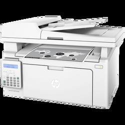 Printer/kopir/skener/fax, LAN, LaserJet MFP M130fn