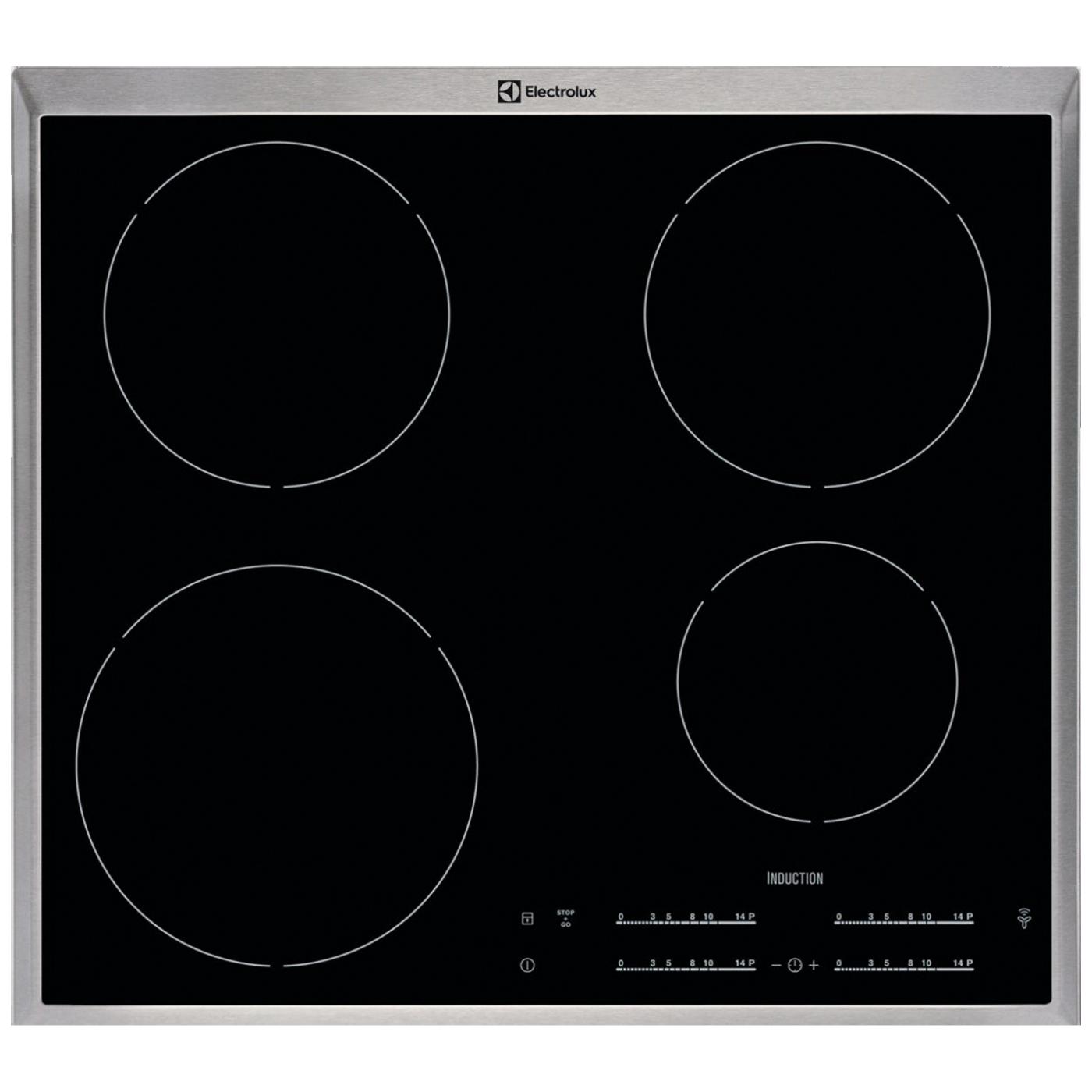 Ugradbena indukcijska ploča za kuhanje, 60cm