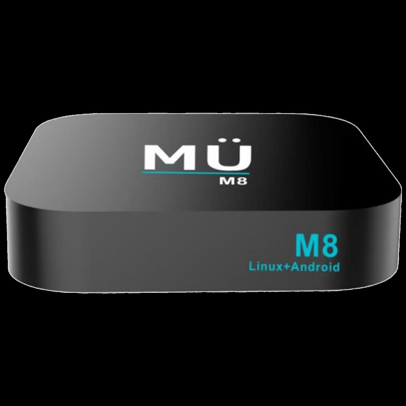 MÜ M8