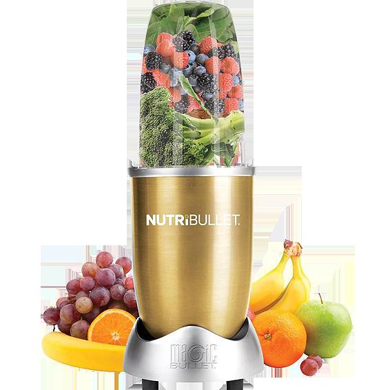 Nutribullet ekstraktor hranjivih tvari, zlatni