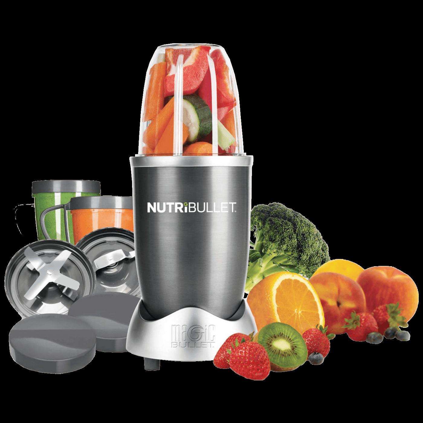 Nutribullet ekstraktor hranjivih tvari, sivi
