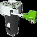 q2power - TRIPLE USB CAR CHARGER M