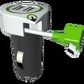 q2power - TRIPLE USB CAR CHARGER L