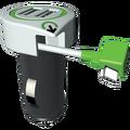 q2power - TRIPLE USB CAR CHARGER C