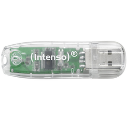 (Intenso) - BULK-USB2.0-32GB/Rainbow