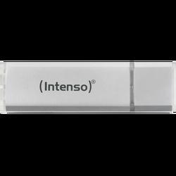 USB Flash drive 32GB Hi-Speed USB 2.0, ALU Line, srebrni