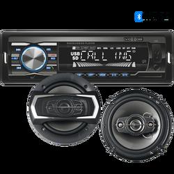 Bundle/set auto radio + auto zvučnici