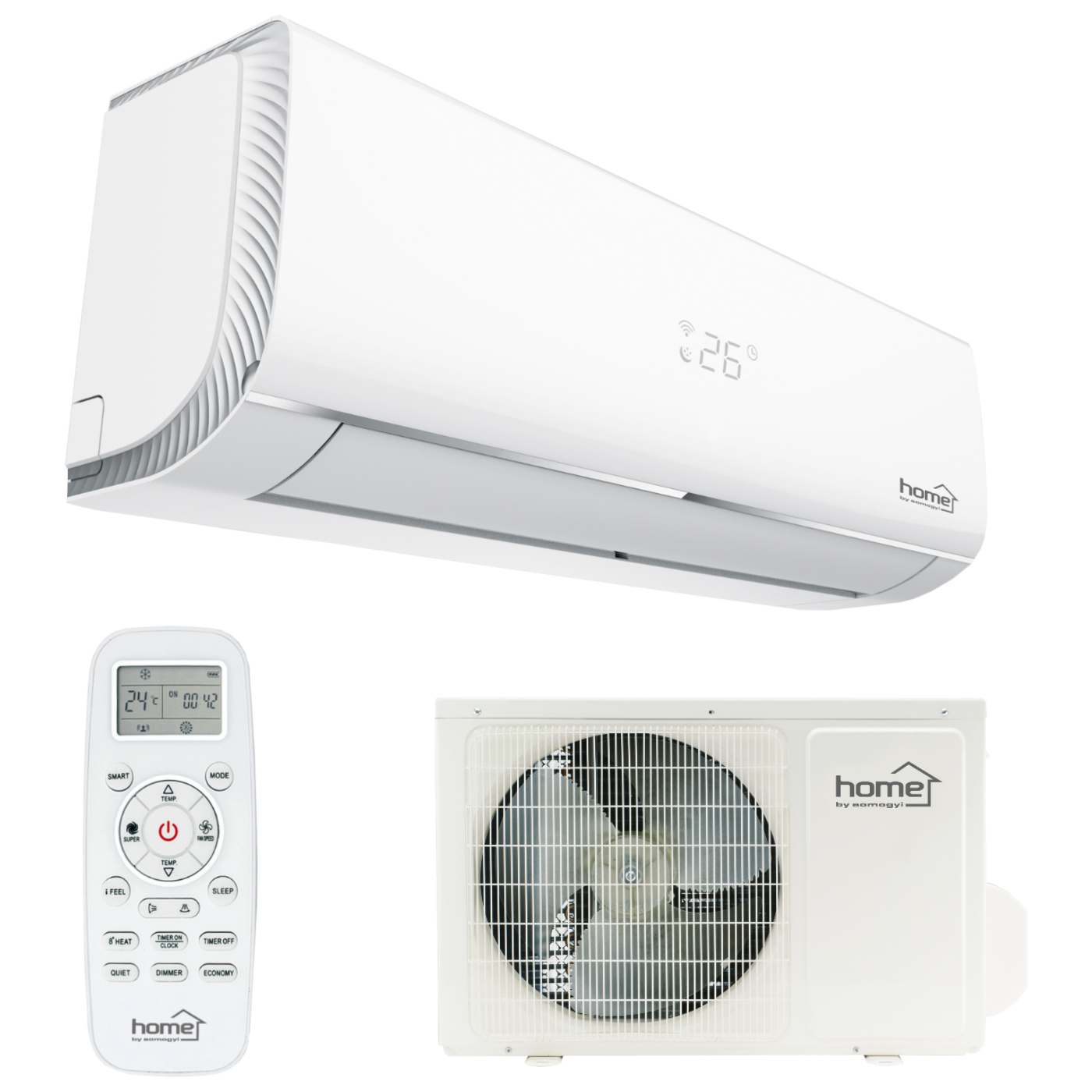 Klima uređaj,9000bTu,Inverter,Confort, A++/A+