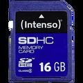 (Intenso) - BULK SDHC-16GB/Class4