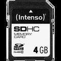 (Intenso) - BULK SDHC-4GB/Class10
