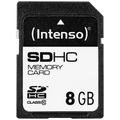 (Intenso) - BULK SDHC-8GB/Class10