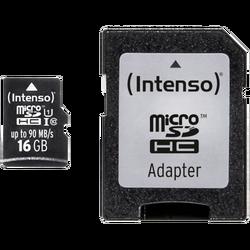 Micro SDHC/SDXC kartica 16GB Class 10, UHS-I +adapter, Pro