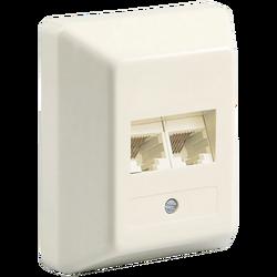 Telefonska/ISDN/mrežna utičnica 8/8 ( 74231 )