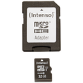 (Intenso) - BULK-Micro SD Card 32GB Class 10 UH