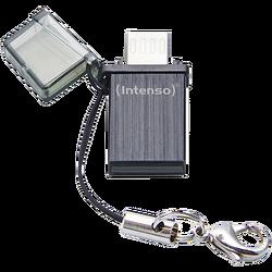 USB Flash drive 32GB Hi-Speed USB 2.0, Micro USB port