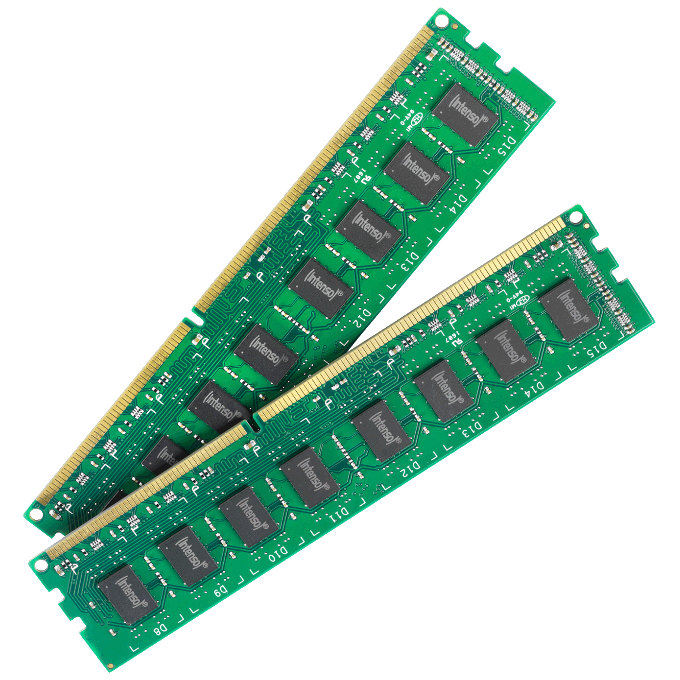BULK-DDR4 Desktop 2x4GB/2400MHz,Kit