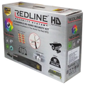 REDLINE - Silver CCTV 8
