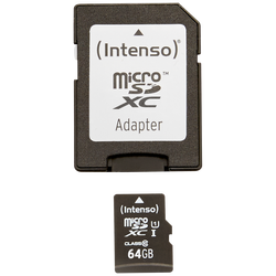 Micro SDHC/SDXC kartica 64GB Class 10, UHS-I +adapter