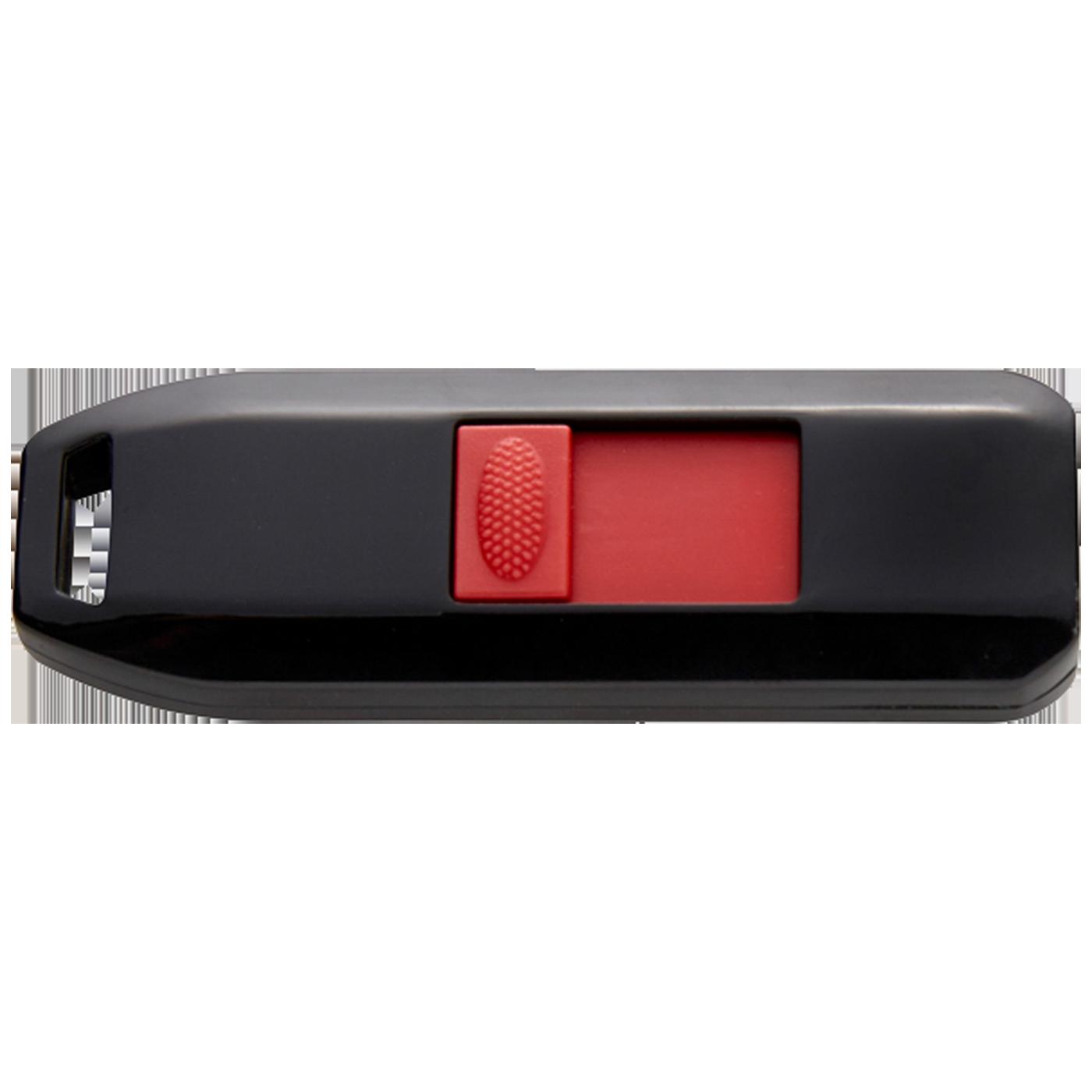 USB Flash Drive 32GB Hi-Speed, Business Line, crno/crveni