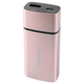 (Intenso) - Bulk POWERBANK PM5200 ROSE