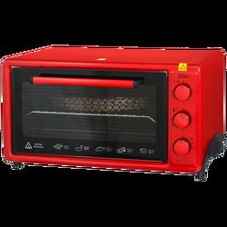 Mini pećnica, zapremina 40 l, 1650 W, crvena