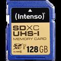 (Intenso) - BULK-SDHC/SDXC 128GB Class10 UHS-I