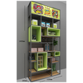 hoco. - GH02, Spec. design high shelf