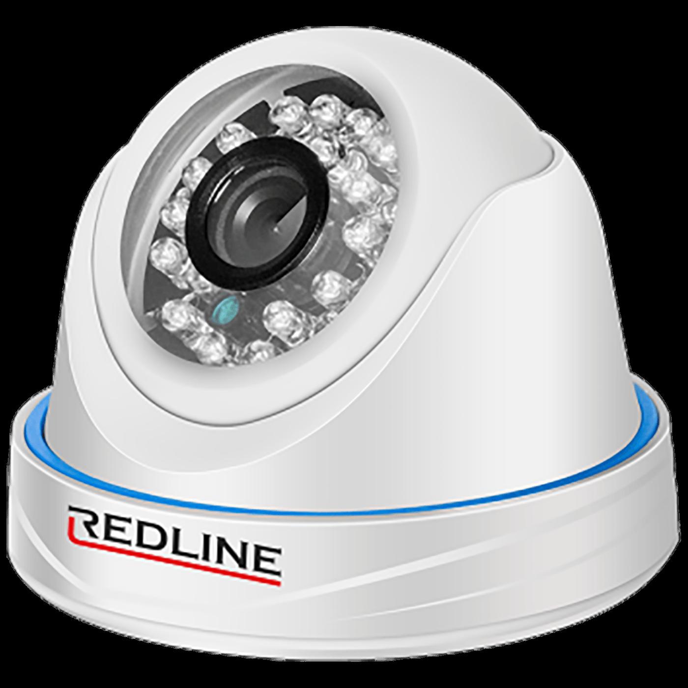 Dome kamera, 2.0Mpixel, HD lens 3,6mm