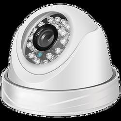 Dome kamera, 1.3Mpixel, HD lens 3,6mm