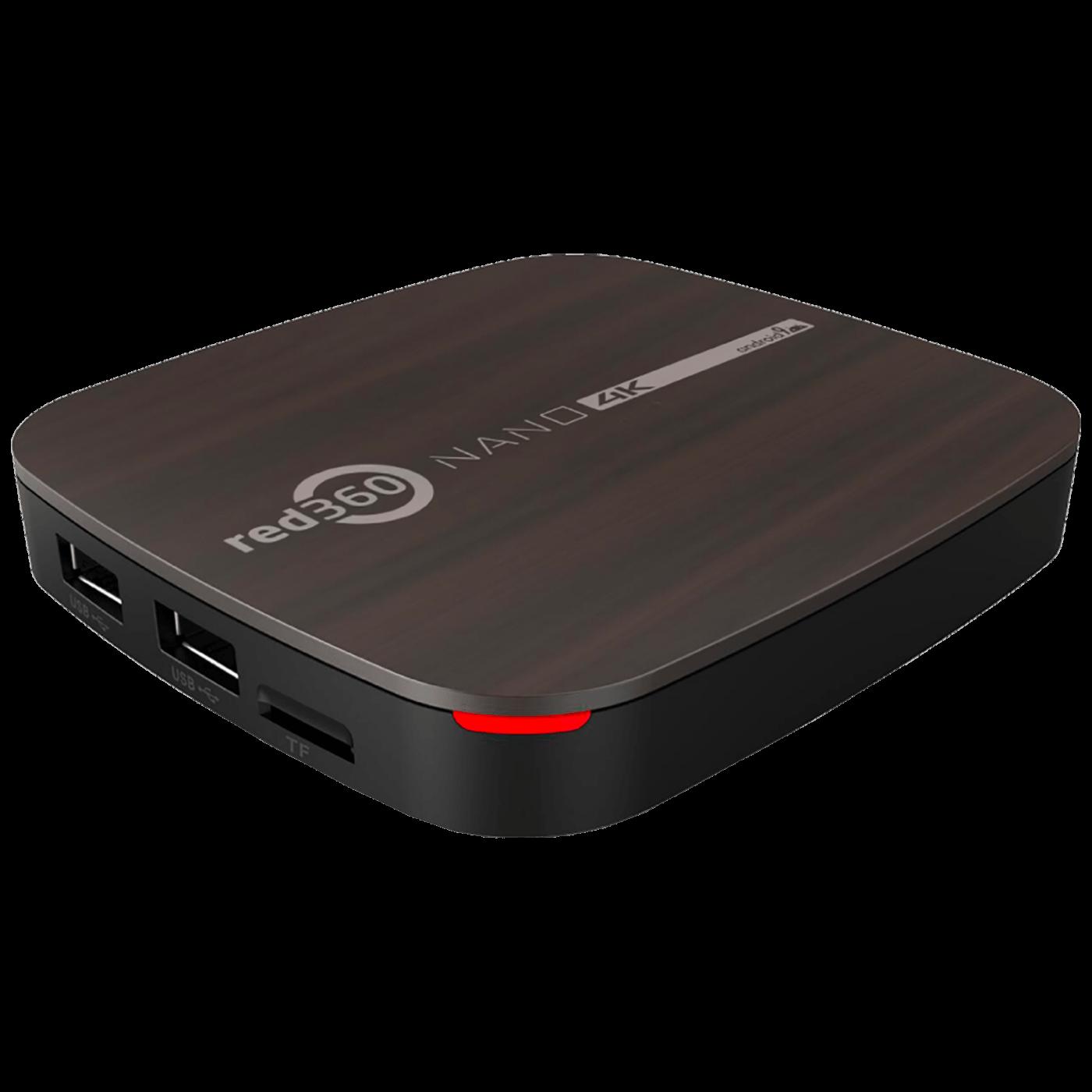 Prijemnik Android, 2/16GB , UltraHD 4K, HDR, LAN/WiFi, HDMI