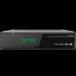 Prijemnik Combo, DVB-S2+T2/C, H.265