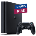 Sony - PS4 500GB F Chassis+3 HIT igre