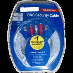 Produžni RG6 BNC+DC kabl, dužina 18 met.