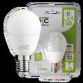 MKC - LED  MINISFERA E14/6W-N