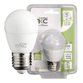 MKC - LED MINISFERA E27/6W-N