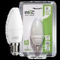 MKC - LED  CANDELA E14/3.3W-N