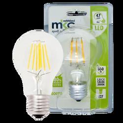Sijalica,LED 6W, E27, 220V AC, toplo/bijela svjetlost