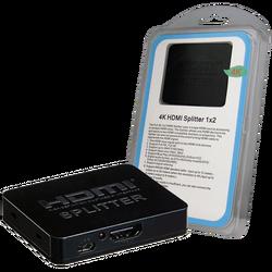 HDMI razdjelnik,  1 ulaz 2 izlaza, Full HD, mini