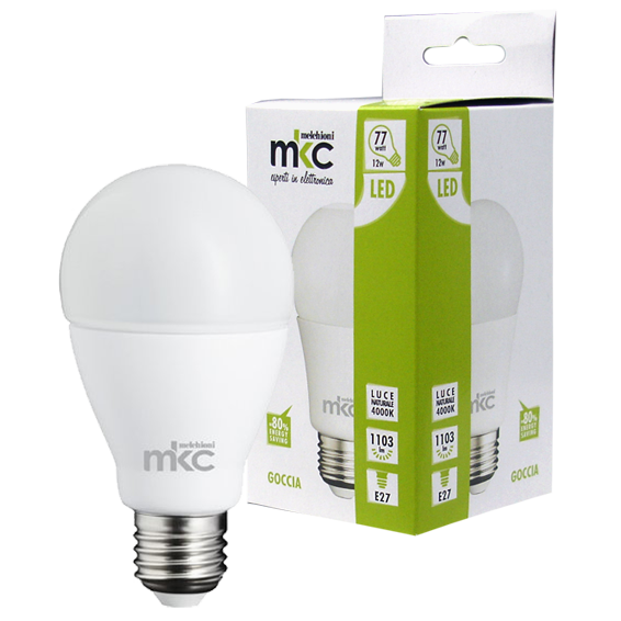 Sijalica,LED 12W, E27, 220V AC,prirodno bijela svjetlost