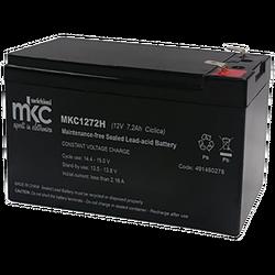 Baterija akumulatorska, premium, 12V / 7.2Ah