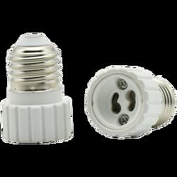 Adapter za sijalično grlo E27 na GU10