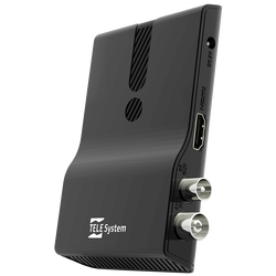 Prijemnik zemaljski, DVB-T/T2, H.265/HEVC 10 bit, HDMI