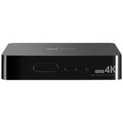 Prijemnik combo, Android 7.1, DVB-S2/T2, 4K, HEVC/10 bit