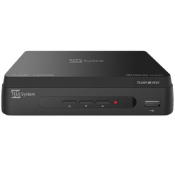 Prijemnik zemaljski, DVB-T/T2, H.265 / 10 bit, SCART